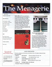 The Menagerie #1 2020
