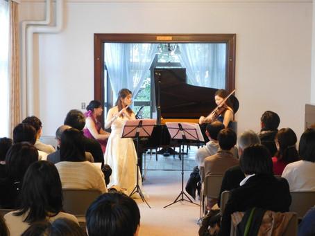 Trio Symphonia 3rd Concert