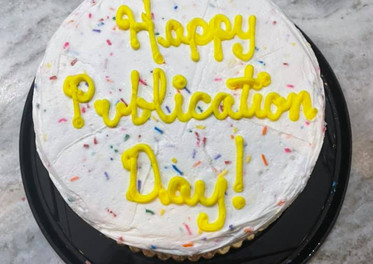 Is it even a celebration without a cake?
