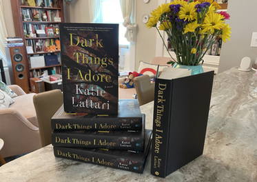 My author copies have arrived!