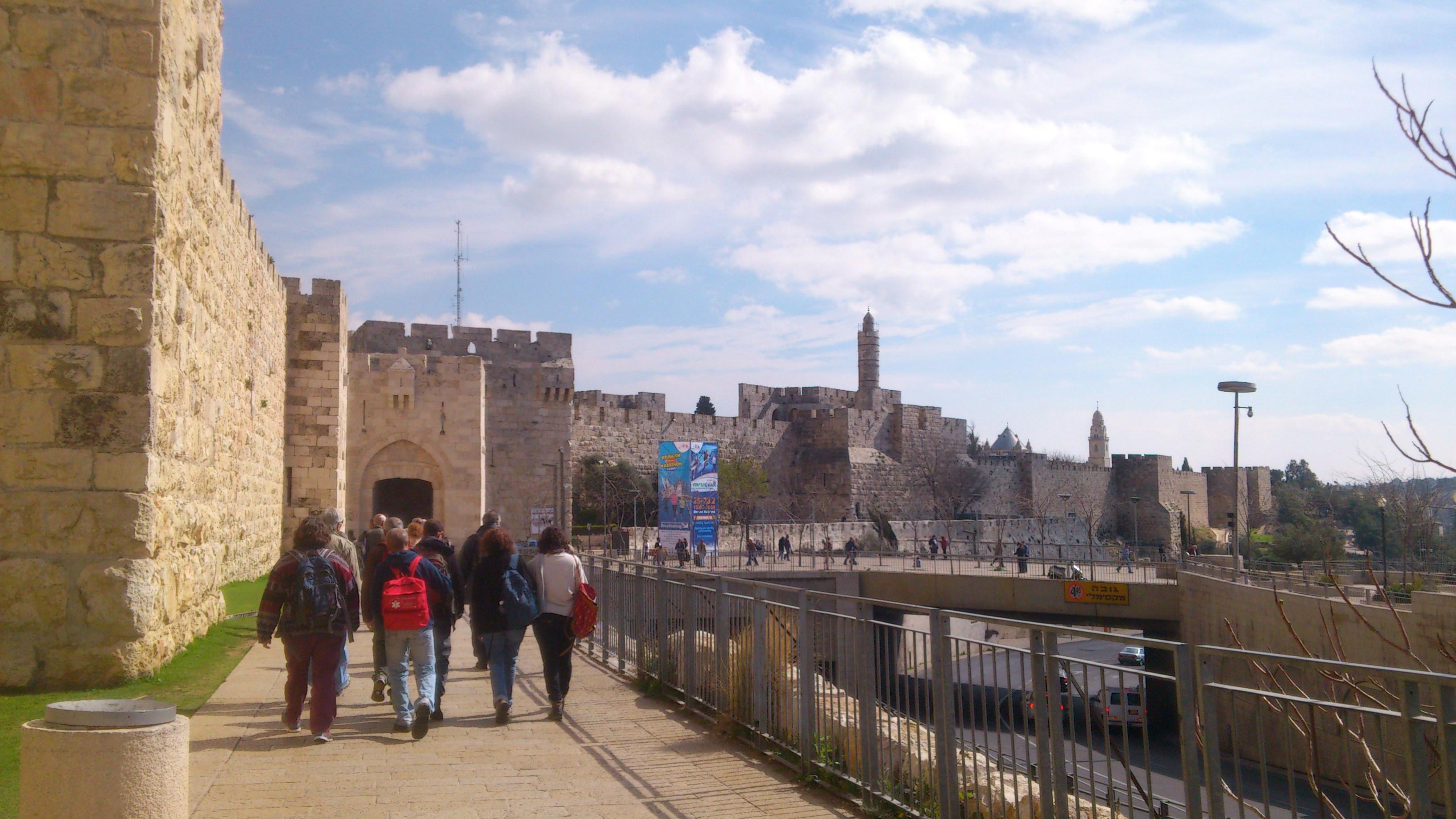 Inside Jerusalem's Old City