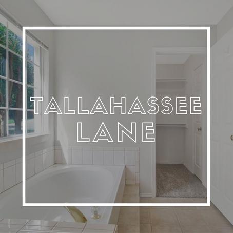 Renovation of Tallahassee Lane