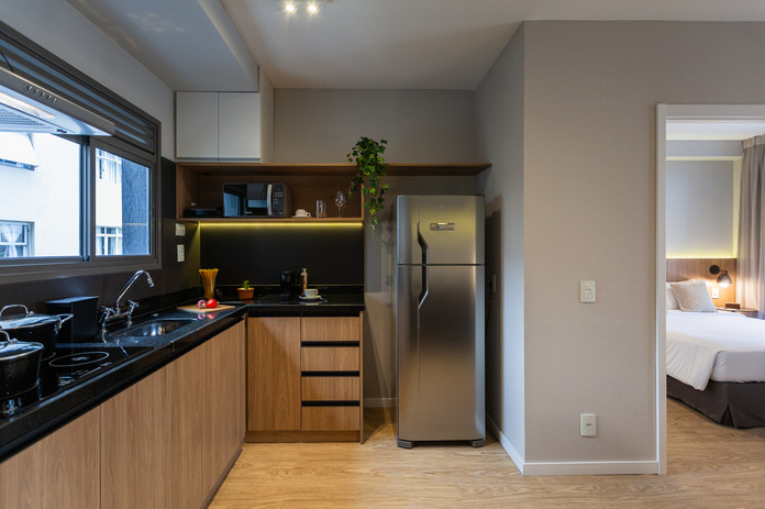 Apartamento Wood 50