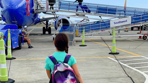 16 Top Tips To Flying With Kids