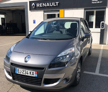 RENAULT SCENIC III EXPRESSION 1.5 dci 110