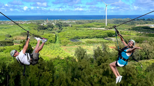 Top 11 Adventurous Activities To Do With Kids (And Adults) On Oahu