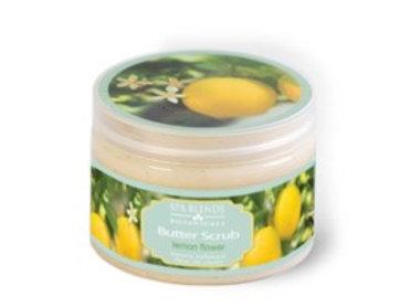 Lemon Flower Butter Scrub