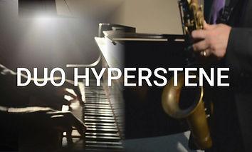 duo saxophone piano: le cygne de St Saëns