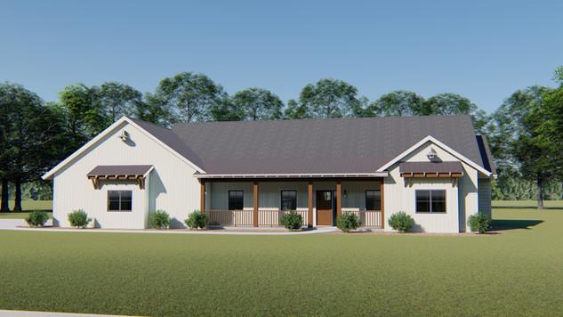 Custom Ranch Plan
