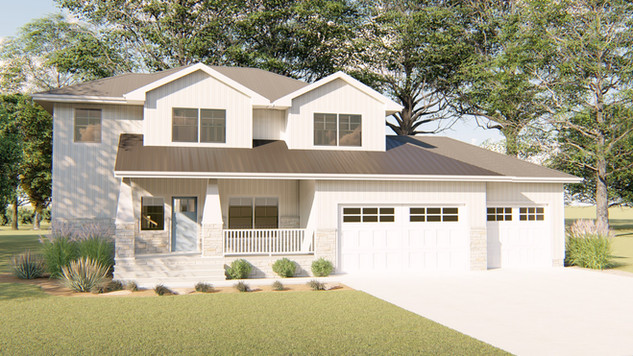 2-Story House Plan for sale. Message me for details!