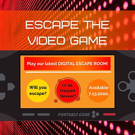 CIRCLE Escape the Video Game_ Summer 202