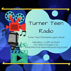 CIRCLE Turner Teen Radio_  Summer 2020.j