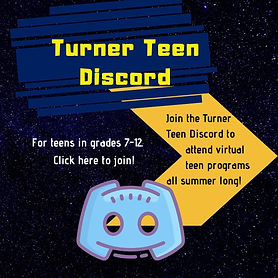 CIRCLE Turner Teen Discord_  Summer 2020