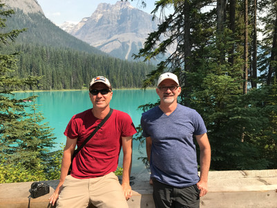 Day 46: Banff and Glacier Skywalk