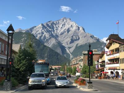 Day 49: Banff Town
