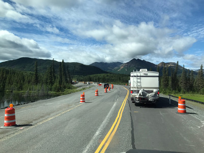 Day 24: Tok to Anchorage