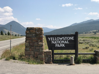 Day 57: Yellowstone and Grand Tetons