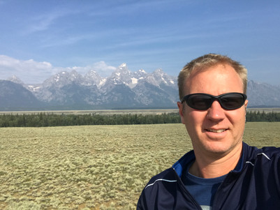 Day 58: VIP Passenger and Grand Tetons Hiking