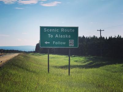 Day 17: Jasper to Charlie Lake, BC