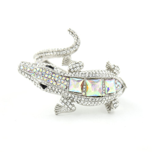 6 Pcs Of Animal Bracelet Fc 8176 3ab 3em Emerald