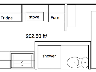 Beginning the Floor Plan Design