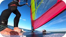 Windfoil, windsurf, îles de Ré