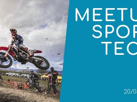 Meetup Sport Tech