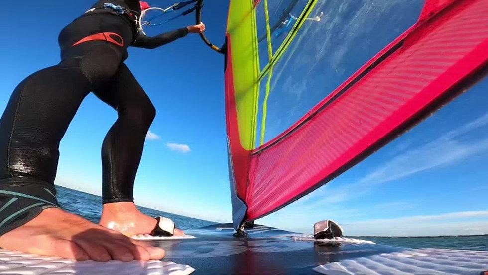 Windsurf, windfoil
