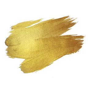 Abstract gold brush strokes representing ESS Credo