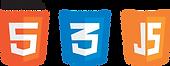 html5 css javascript logos
