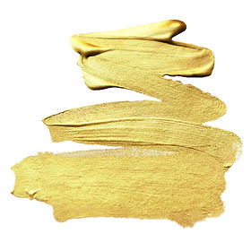 Abstract gold brush strokes representing ESS Employee Promise