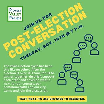 IG- PVP Post Election Conversation 11052