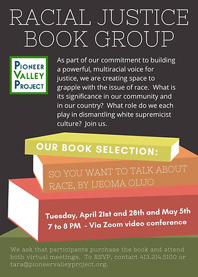 Racial Justice Book Group Flier 041320-2