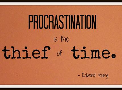 Stop Letting Procrastination Run Your Life