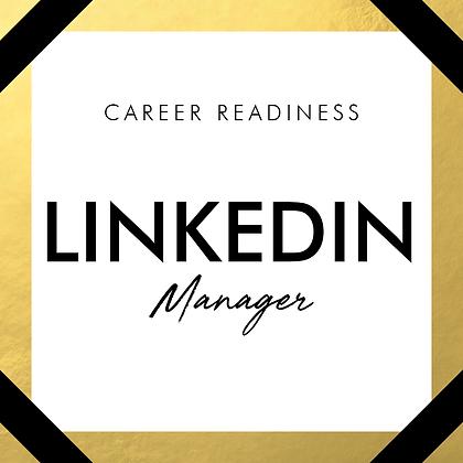 LinkedIn   MANAGER