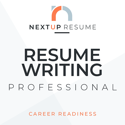 Resume Writing | PROFESSIONAL