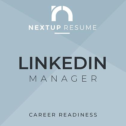 LinkedIn | MANAGER