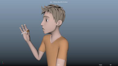Take Animation Test
