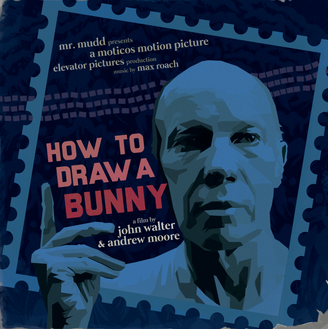 How to Draw a Bunny poster