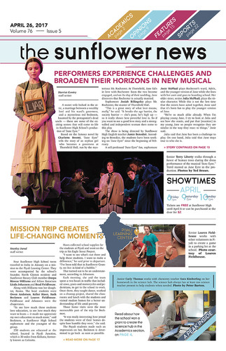 State first place news layout