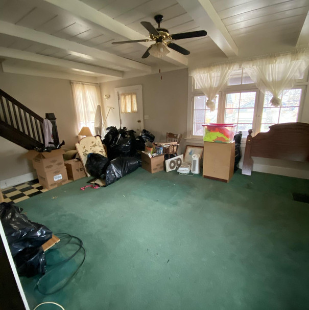 Operartion Clean: Debris, junk haul and cleaning service Pittsburgh, PA