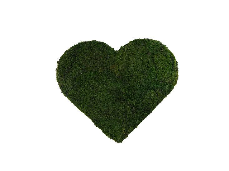 obraz Srdce 80x70 cm