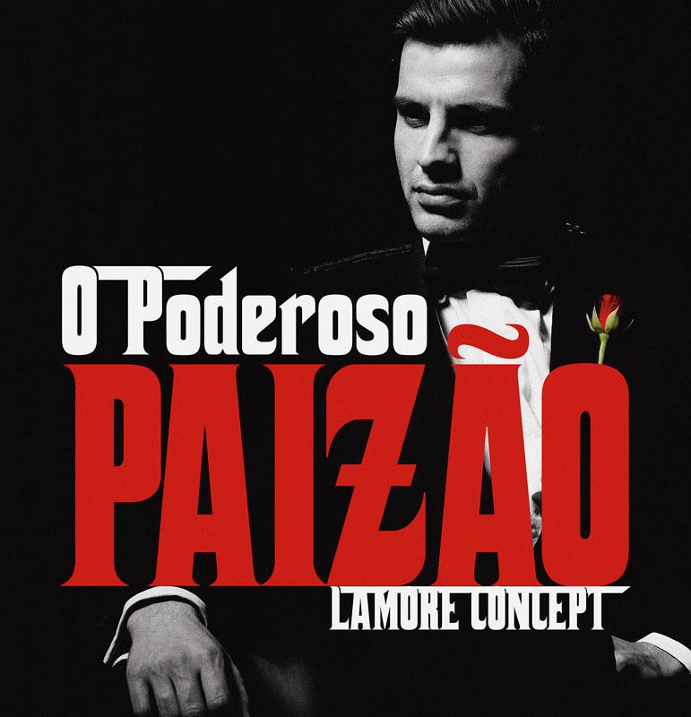 Lamore---OPODEROSOPAIZAO---4x4-Perfil