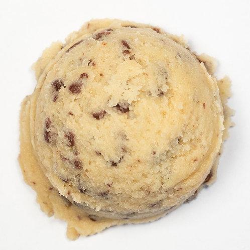 Classic chocolate-chip cookiedough.