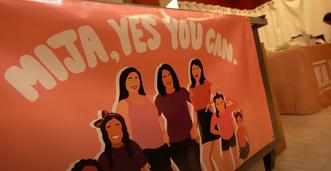 Mija, Yes You Can - Girl Power segment