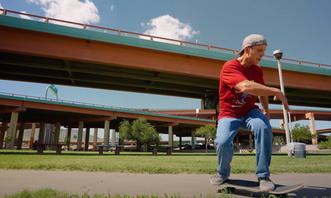 Dr. Skateboard segment