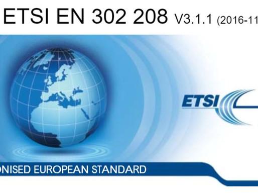 """本公司彭建賓先生將於7月30日在深圳第16屆RFID世界創新應用大會上發表演講: """"出口UHF RFID標籤至歐洲 - 如何遵守歐盟新規ETSI RED"""""""