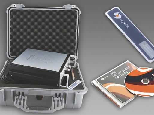 現代物流專欄_超高頻電子標籤量測與測試 UHF RFID Tag Measurement & Test