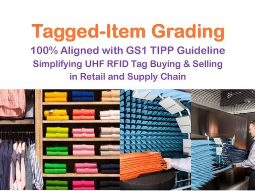GS1 RFID TIPP_Tagged-Item Performance Protocol 標準和測試研討會