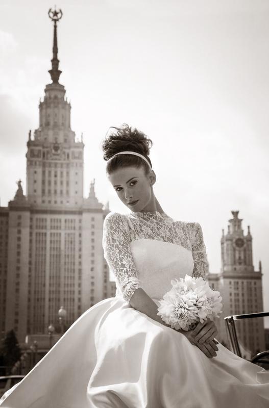 "Свадебная съёмка ""Diamond Magazin"""